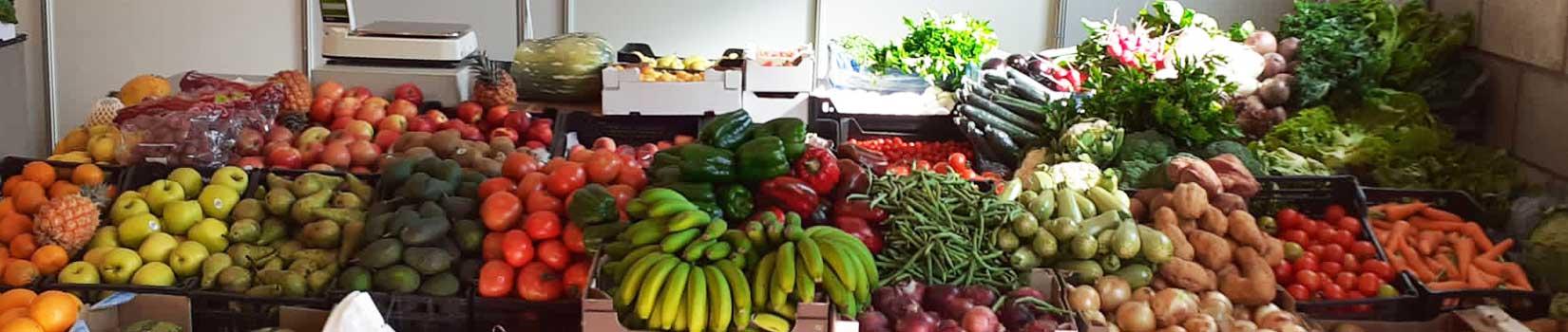 Verduras y hortalizas Vega de Enmedio Leticia y Manolo
