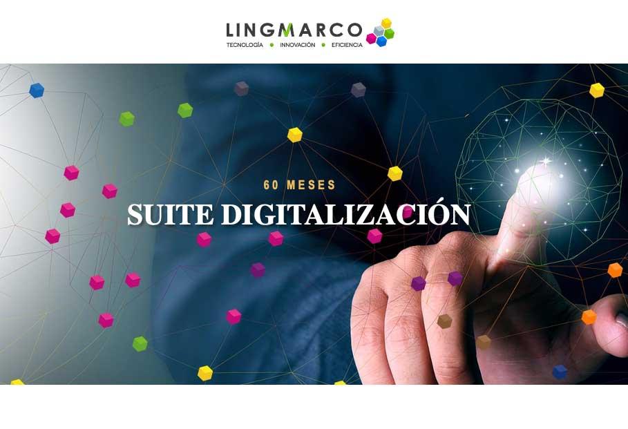 Suite Digitalización de LingMarco